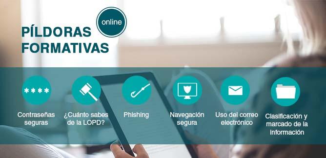 Píldoras formativas, nuevo producto en ES-CIBER
