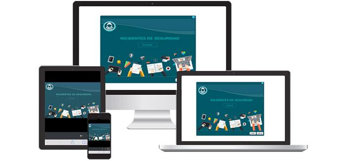 ES-CIBER es Responsive; desarrollamos contenidos adaptables a tus dispositivos